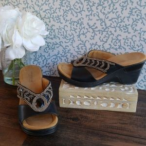 8365ddc1cac Naturalizer Shoes - NATURAL SOUL BY NATURALIZER RAGAN WEDGE SANDAL
